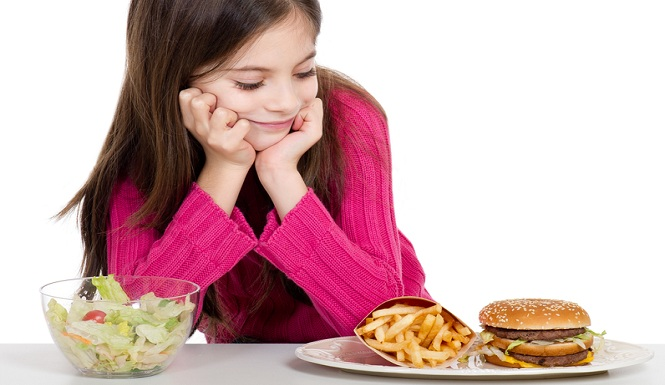 Eating Habits of New Generation Kids