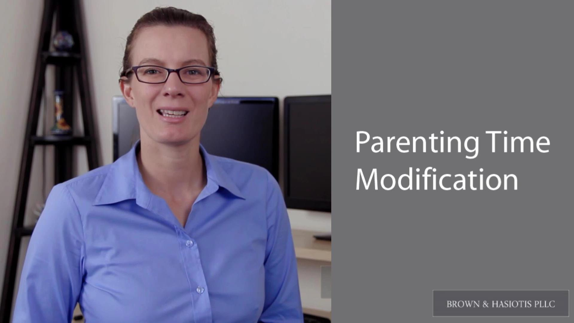 Brown-Hasiotis-PLLC-Parenting-Time-Modifications