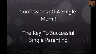 Key-To-Single-Parenting-Success