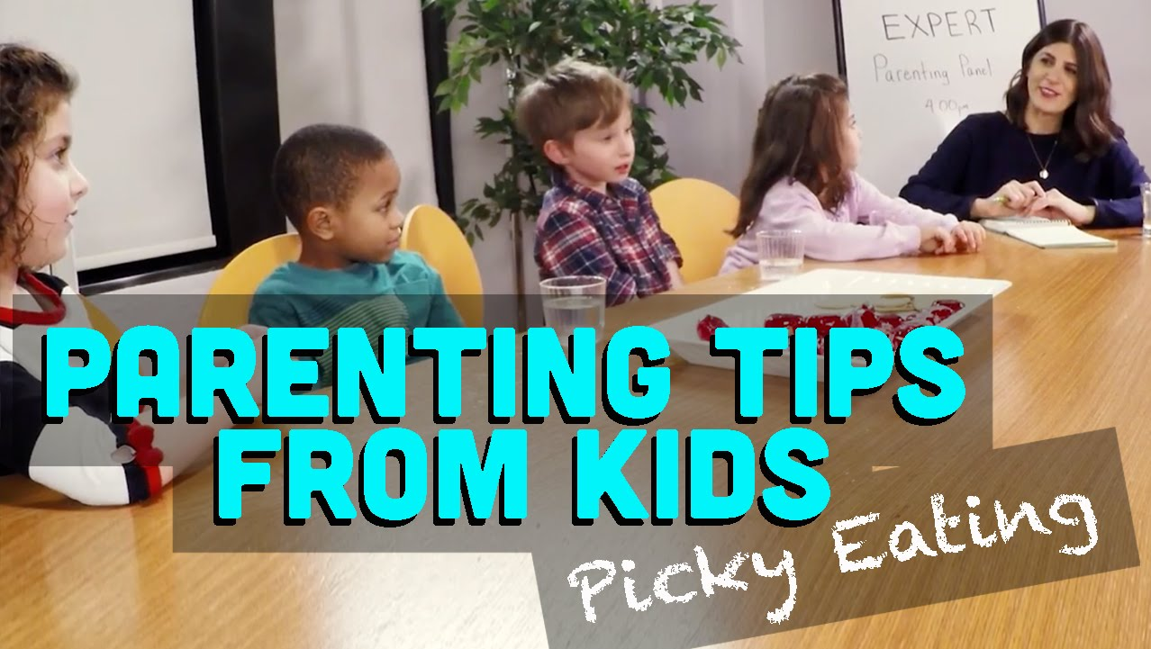 Parenting-Advice-from-Kids-PICKY-EATING